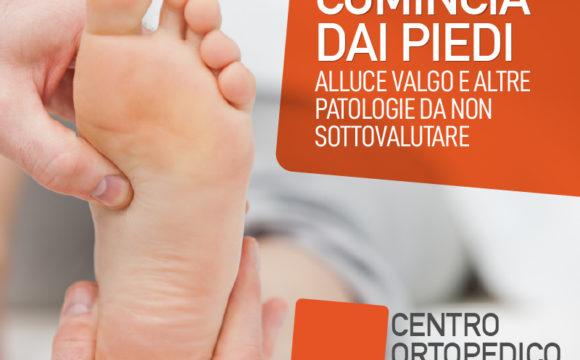 La salute comincia dai piedi